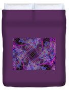 Purples II Duvet Cover