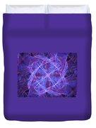 Purples Duvet Cover