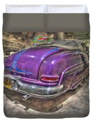 Purplre Car Dearborn Mi Duvet Cover