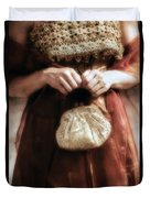 Purse Duvet Cover by Joana Kruse
