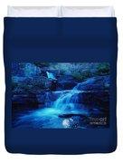 Quaint Falls  Duvet Cover