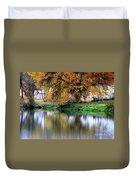Quiet Autumn Day Duvet Cover