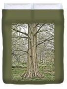 Quiet Tree Duvet Cover