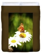 Raggedy Butterflly Duvet Cover