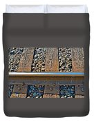 Rail Duvet Cover
