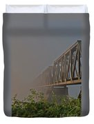 Railway Bridge Duvet Cover