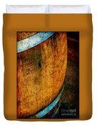 Rain Barrel Duvet Cover
