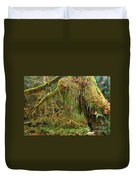 Rain Forest Crocodile Duvet Cover
