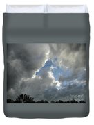 Rain Or Shine Duvet Cover