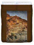 Rainbow Canyon 2 Death Valley Duvet Cover