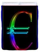 Rainbow Euro Duvet Cover