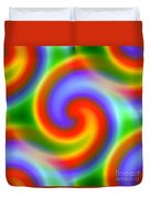 Rainbows Duvet Cover