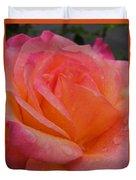 Raindrops On Roses Nine Duvet Cover