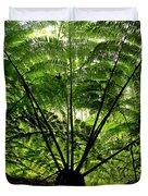 Rainforest Backlight Duvet Cover