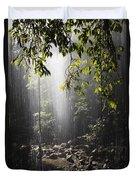 Rainforest, Bellingen, Australia Duvet Cover