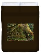 Rainforest Jaws Duvet Cover