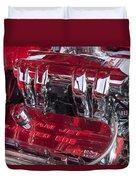 Ram Jet Pfi Gm Performance Parts Engine Duvet Cover