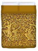 Ramayana Duvet Cover