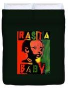 Rasta Baby Duvet Cover