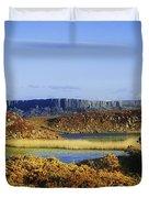 Rathlin Island, Co Antrim, Ireland Duvet Cover