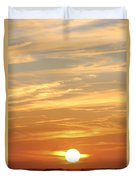Reach For The Sky 6 Duvet Cover