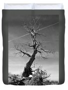 Reaching For The Sky Duvet Cover