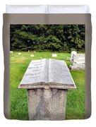 Reading Eternity Duvet Cover