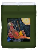 Rebirth Of Africa Duvet Cover