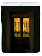 Rectangular Reflection Duvet Cover