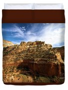 Red Rock Canyons Duvet Cover