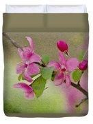 Redbud Branch Duvet Cover