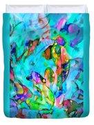 Reef Life Duvet Cover