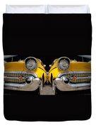 Reflecting 57 Duvet Cover