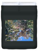 Reflections In Paradise 3 Duvet Cover