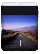 Regional Road In County Wicklow Duvet Cover
