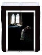 Relics - Celtic Church Duvet Cover