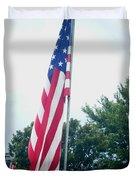 Remembering 9-11 Duvet Cover