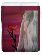 Remembering Clare Duvet Cover by Mark Moore