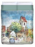 Reute In Germany 01 Duvet Cover