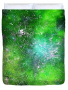 Rhapsody Of Stars In C Major  Duvet Cover