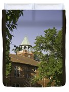 Rhea County Courthouse 3 Duvet Cover