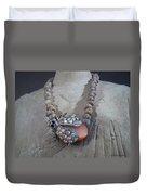 Rhinestone Lady Bug Duvet Cover