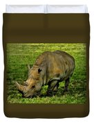 Rhinoceros 101 Duvet Cover