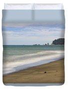 Rialto Beach Duvet Cover