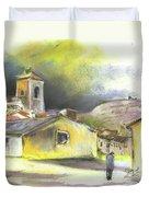 Ribera Del Duero In Spain 05 Duvet Cover