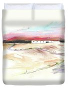 Ribera Del Duero In Spain 09 Duvet Cover