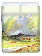 Ribera Del Duero In Spain 10 Duvet Cover