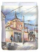 Ribera Del Duero In Spain 12 Duvet Cover