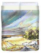 Ribera Del Duero In Spain 13 Duvet Cover