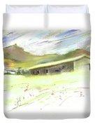 Ribera Del Duero In Spain 15 Duvet Cover